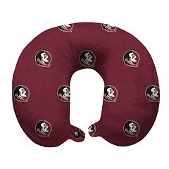 Florida State Seminoles Travel Pillow