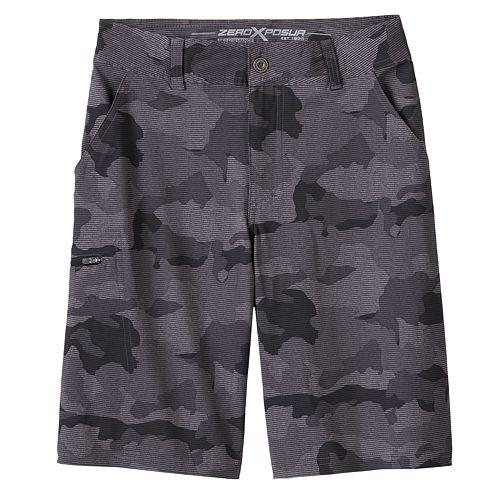 Boys 8-20 ZeroXposur River Shorts