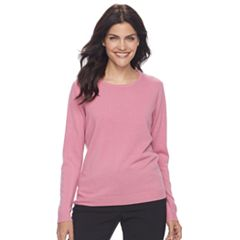 Women's Napa Valley Solid Crewneck Sweater