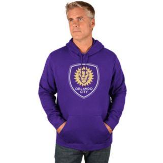 Men's Majestic Orlando City SC Logo Hoodie
