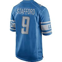 Men's Nike Detroit Lions Matthew Stafford NFL Alternate Replica Jersey