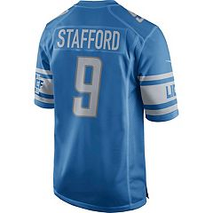 f04a25efb66 Men s Nike Detroit Lions Matthew Stafford NFL Alternate Replica Jersey