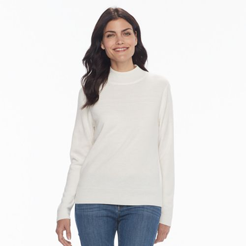 Women's Napa Valley Mockneck Sweater