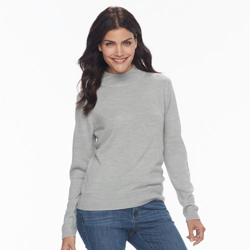 Women's Napa Valley Mockneck Sweater