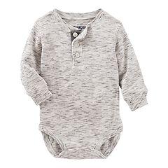 Baby Boy OshKosh B'gosh® Thermal Slubbed Bodysuit