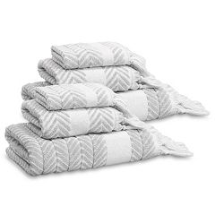 Linum Home Textiles 6-piece Bath Towel Set