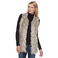 Women's Napa Valley Faux Fur Vest