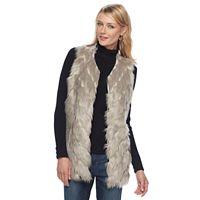 Women's Napa Valley Faux Fur Vest