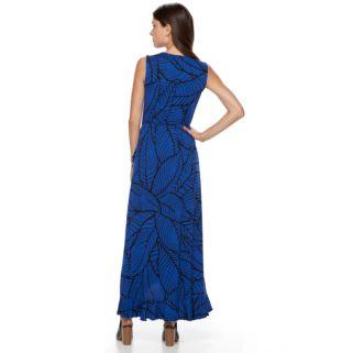Petite Apt. 9® Ruffled Maxi Dress