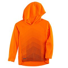 Boys 4-10 Jumping Beans® Hooded Mesh Long Sleeve Top