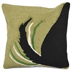 Liora Manne Woof Throw Pillow