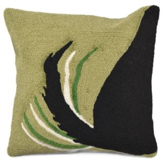 Liora Manne Woof Throw Pillow
