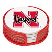 Thirstystone University of Nebraska Coaster Set