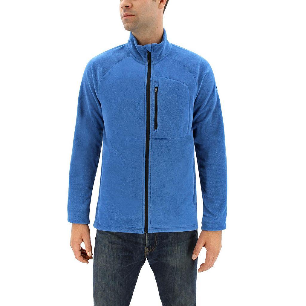 Men's adidas Outdoor Reachout Performance Fleece Jacket
