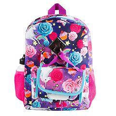 Fashion Angels Unicorn 5 pc Backpack Set