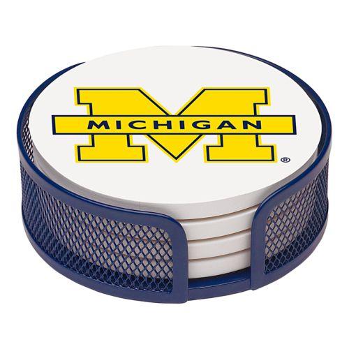 Thirstystone University of Michigan Coaster Set