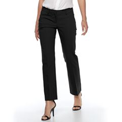 Petite Apt. 9® Torie Modern Fit Straight-Leg Dress Pants