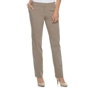dac995c8fd8 Sale.  36.99. Regular.  48.00. Petite Apt. 9® Torie Modern Fit Straight-Leg  Dress Pants
