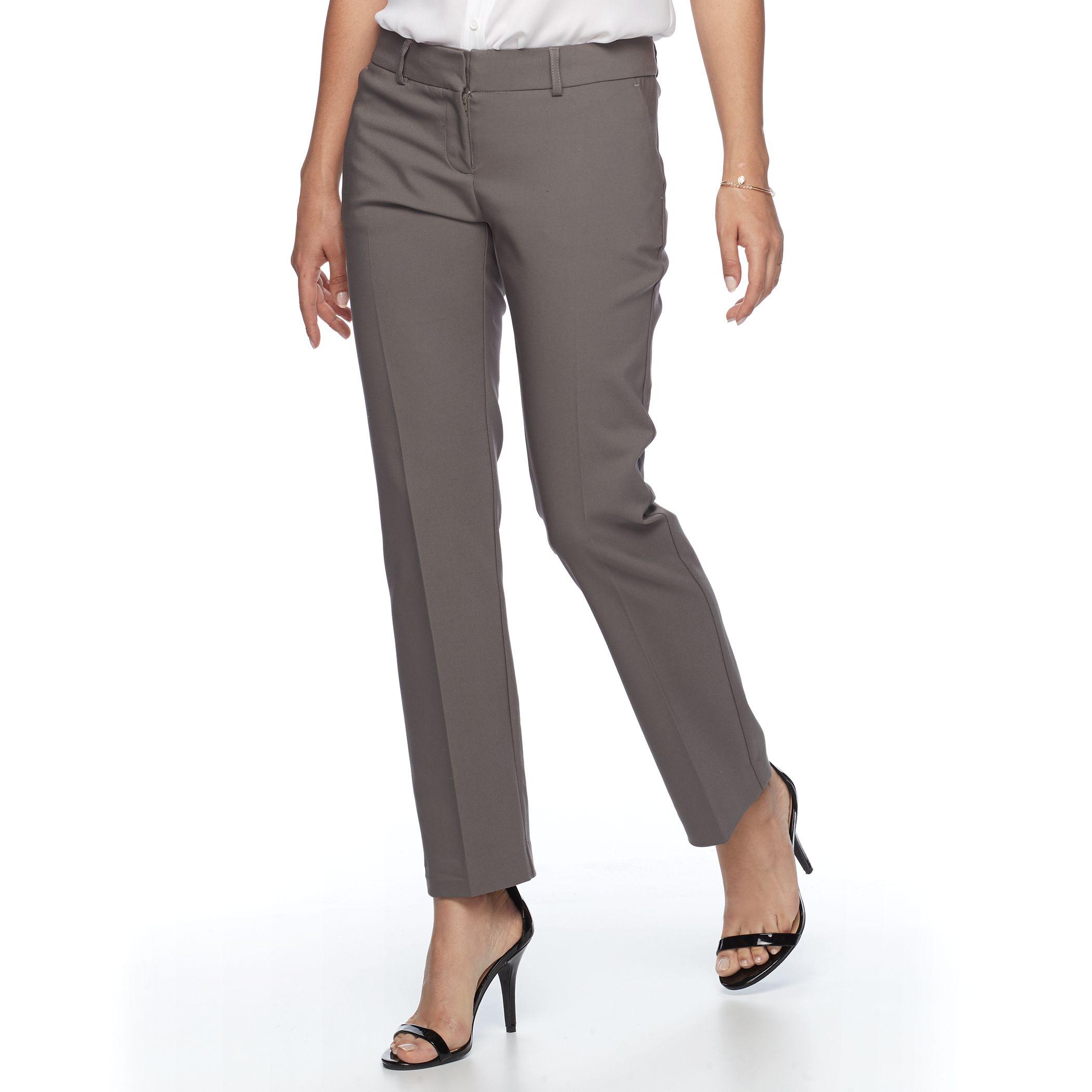 Straight Leg Dress Pants hxpJgvaX