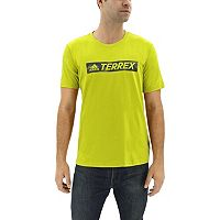 Men's adidas Outdoor Classic-Fit Terrex Logo Performance Tee