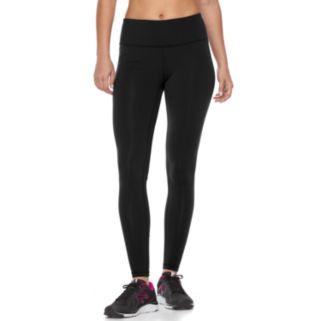 Petite Tek Gear® Shapewear Workout Leggings