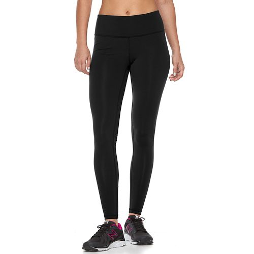 25fe02156def1 Petite Tek Gear® Shapewear Workout Leggings