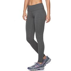 Petite Tek Gear® Shapewear Workout Leggings