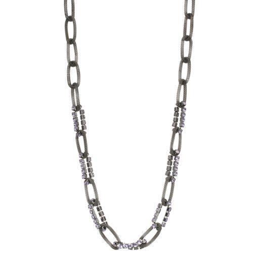 Simply Vera Vera Wang Long Mesh Link Necklace