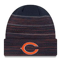 Adult New Era Chicago Bears Official Touchdown Beanie