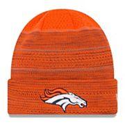 Adult New Era Denver Broncos Official Touchdown Beanie
