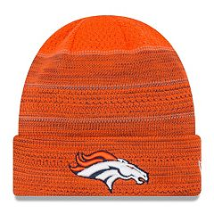 Adult New Era Denver Broncos Official Touchdown Beanie