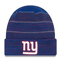 Adult New Era New York Giants Official Touchdown Beanie