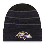 Adult New Era Baltimore Ravens Official Touchdown Beanie