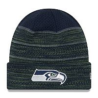Adult New Era Seattle Seahawks Official Touchdown Beanie