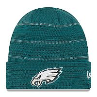 Adult New Era Philadelphia Eagles Official Touchdown Beanie