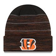 Adult New Era Cincinnati Bengals Official Touchdown Beanie