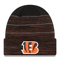 Adult New Era Cincinnati Bengals Official Touchdown Beanie