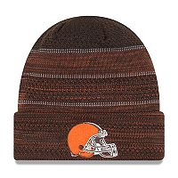 Adult New Era Cleveland Browns Official Touchdown Beanie