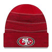 Adult New Era San Francisco 49ers Official Touchdown Beanie