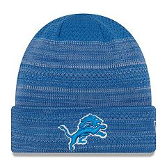 Adult New Era Detroit Lions Official Touchdown Beanie