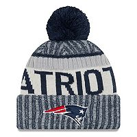 Youth New Era New England Patriots Knit Beanie