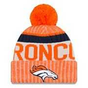 Youth New Era Denver Broncos Knit Beanie