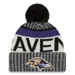 Youth New Era Baltimore Ravens Knit Beanie