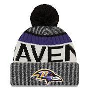 Youth New Era Baltimore Ravens Knit Beanie