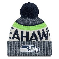 Youth New Era Seattle Seahawks Knit Beanie