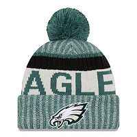 Youth New Era Philadelphia Eagles Knit Beanie
