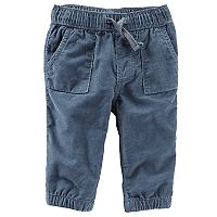 Baby Boy OshKosh B'gosh® Corduroy Pull-On Pants