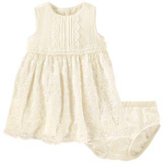 Baby Girl OshKosh B'gosh® Crochet Lace Dress