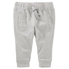 Baby Boy OshKosh B'gosh® Fleece-Lined Jogger Pants