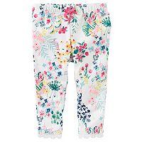 Baby Girl OshKosh B'gosh® Floral Leggings